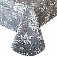 Newbridge Tischdecke mit Flanellrückseite aus