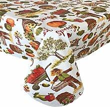Newbridge Tischdecke mit Kürbisfarm Herbst und