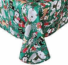 Newbridge Weihnachtstischdecke für Weihnachten,