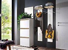 Newfurn Garderobe Komplettgarderobe Modern