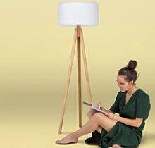 Newgarden Chloe LED-Stehleuchte Solar + Akku