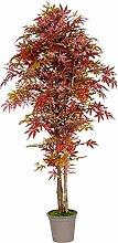 NewGreen Ahorn rot–künstliche Baum-Möbel