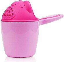 Newin Star Shampoo Cup, Babybadewanne Duschhauben