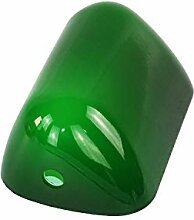 newrays Jade Grün Glas Bankers Bright Lampe,
