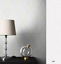 NEWROOM Tapete grafisch Weiß Geometrisch Grafik