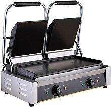 NEWTRY Teppanyaki Grill, elektrischer Kontakt,