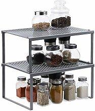 NEX Regaleinsatz im Küchenschrank erweiterbar