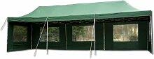 Nexos Falt Pavillon 3x9m grün Faltpavillon