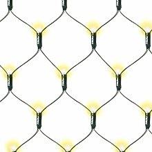 Nexos Lichternetz Solar 181 LED warm weiß