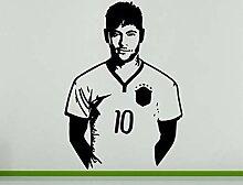 Neymar da Silva Brasilianischer Fusballspieler