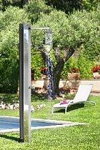NIAGARA Solardusche, Gartendusche mit Solartank 35 Liter