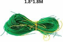 NIBESSER Ranknetz Pflanzennetz Stütznetz