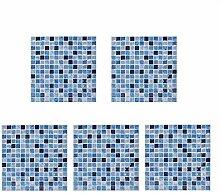 Nicejoy Mosaik-Fliesen-Aufkleber 3D Fliese
