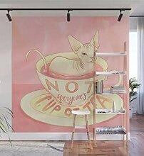 Nicht jedermanns Sache - Sphynx Cat Fototapete