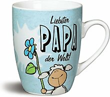 Nici Fancy Mugs Tasse Liebster Papa der Welt,