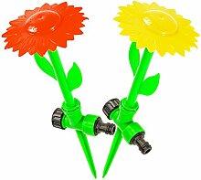 Nick and Ben Verrückte Sprinkler Blume