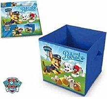 Nickelodeon Paw Patrol Faltbox Aufbewahrungsbox