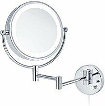 Nicol 4026100 KATJA Kosmetikspiegel, LED mit