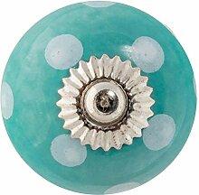 Nicola Spring Möbelknopf aus Keramik -