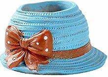 Nicole Beton Blumentopf Form DIY Aschenbecher