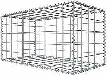 Niederberg Metall Gabione 100x50x50 Steingabione