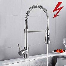 Niederdruck Wasserhahn Küche Armatur mit 3