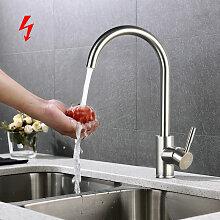 Niederdruckarmatur Wasserhahn 360° Drehbar