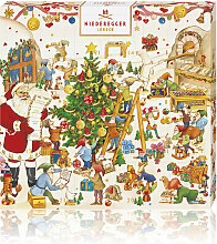 Niederegger Marzipan-Adventskalender Minis´´,
