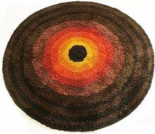 Niederländischer hochfloriger Vintage Teppich von