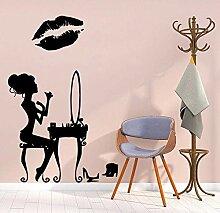 Niedliches Muster Wandkunst Aufkleber Moderne