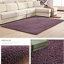 Niedrigen Tisch von Teppich Lounge Schlafzimmer