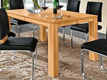 Niehoff Kulissentisch Tisch 1123 mit 3 Einlegeplatten für Esszimmer Speisezimmer Holzausführung Ausführung wählbar