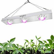 Niello COB 600w LED Grow Light Full Spectrum Grow