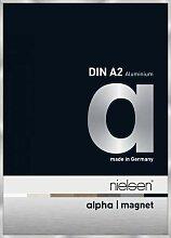 Nielsen Aluminium Bilderrahmen Alpha Magnet,
