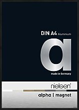 Nielsen Aluminium Bilderrahmen Alpha Magnet Acryl,