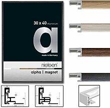 Nielsen Aluminiumrahmen Alpha Magnet mit