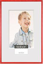 Nielsen BILDERRAHMEN Rot , Metall, 60x80 cm