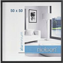 Nielsen BILDERRAHMEN Schwarz , Metall, 50x50 cm
