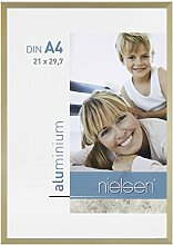 Nielsen C2 Bilderrahmen (Struktur Gold Matt, 21X29)