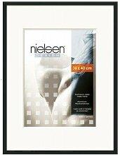 Nielsen C2 Bilderrahmen (Struktur Silber Matt,