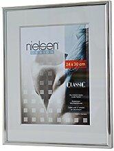Nielsen Classic poliert Silber - A4