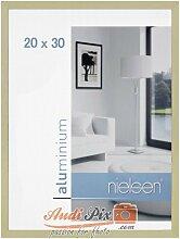 Nielsen Design 859649 Wandrahmen C2, Aluminium, 20