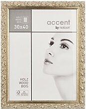 Nielsen Design Bilderrahmen aus Holz 30x 40cm