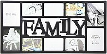 Nielsen Design Nielsen Family Collage Schwarz