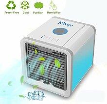 Nifogo Arctic Air Mini Luftkühler Mobiles