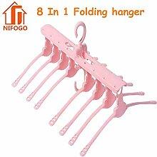 Nifogo Faltbare Kleiderbügel - Clothes Hanger