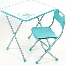 NiKA kids Kindermöbel-Set, Klapptisch und