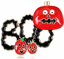 Nikgic Brosche Pins Unisex Accessoires Halloween