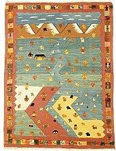 Nimbaft Nomaden Teppich Orientalischer Teppich