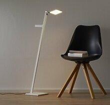 Nimbus Roxxane Leggera LED-Stehlampe, weiß